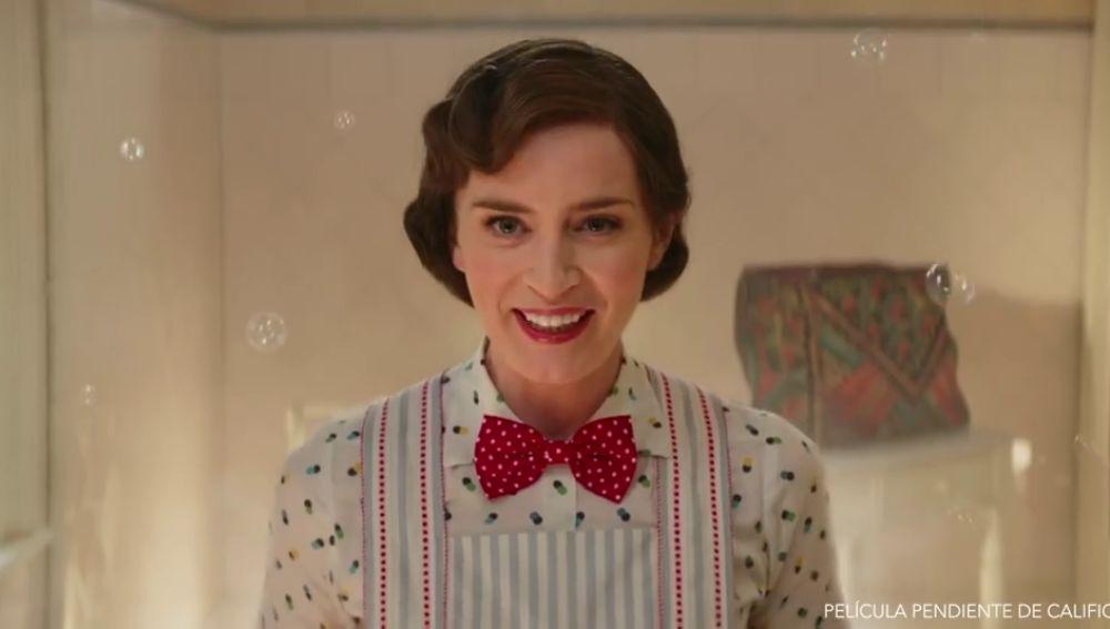 'El regreso de Mary Poppins' con Emily Blunt