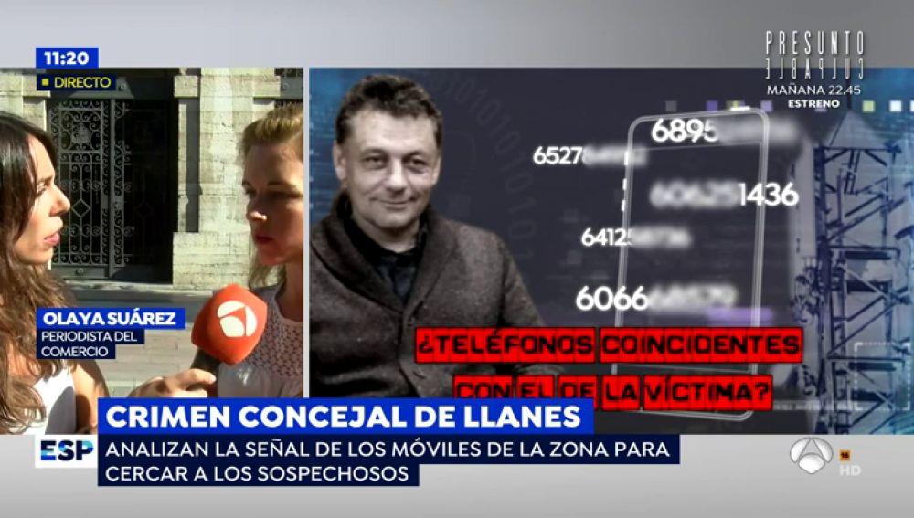 Todo apunta a que al concejal asesinado en Llanes, Javier Ardines, le mataron entre dos o tres personas