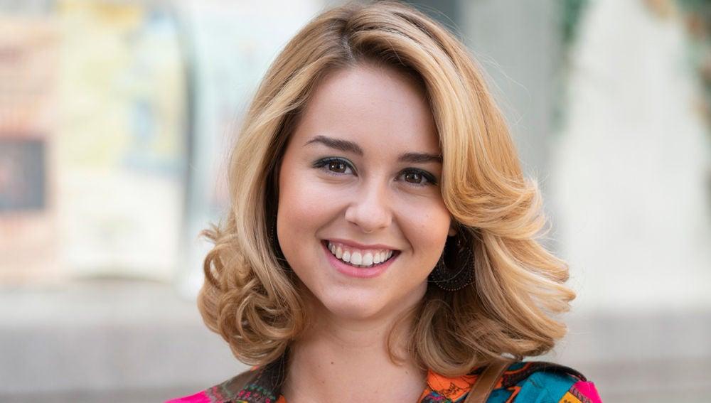 Paula Usero es Luisita Gómez en la temproada 7 de 'Amar es para siempre'
