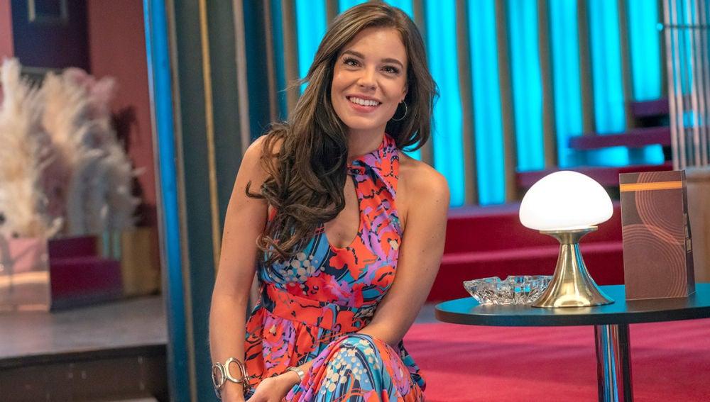 Lucía Martín Abello es María Gómez en la temporada 7 de 'Amar es para siempre'