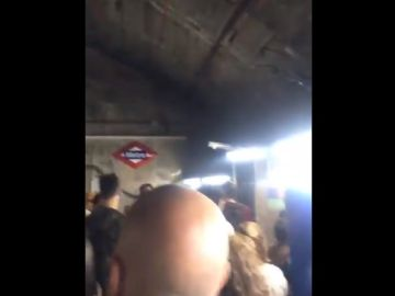Metro de Príncipe de Vergara