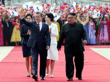 Cumbre de las dos Coreas