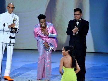 Regina King no se creía que acababa de ganar un Emmy