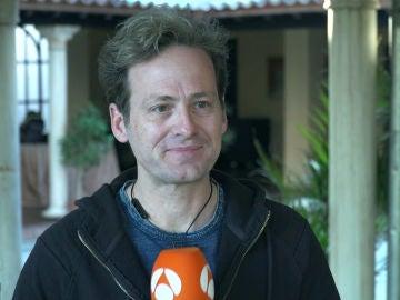 """Mark Schardan: """"Peter es el marido de Ainhoa, un personaje un poco misterioso"""""""