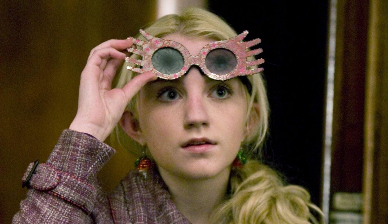 Evanna Lynch, Luna Lovegood en 'Harry Potter'