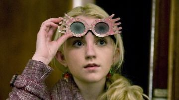 Evanna Lynch, Luna Lovegood en 'Harry Potter'