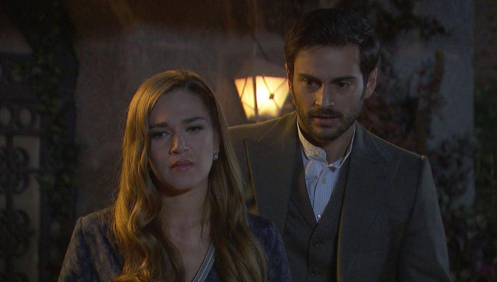 Julieta y Saúl intentan acabar con la confianza que Raimundo tiene en su nieto
