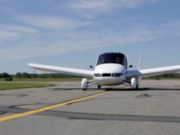 El primer coche volador del mundo saldrá a la venta en octubre