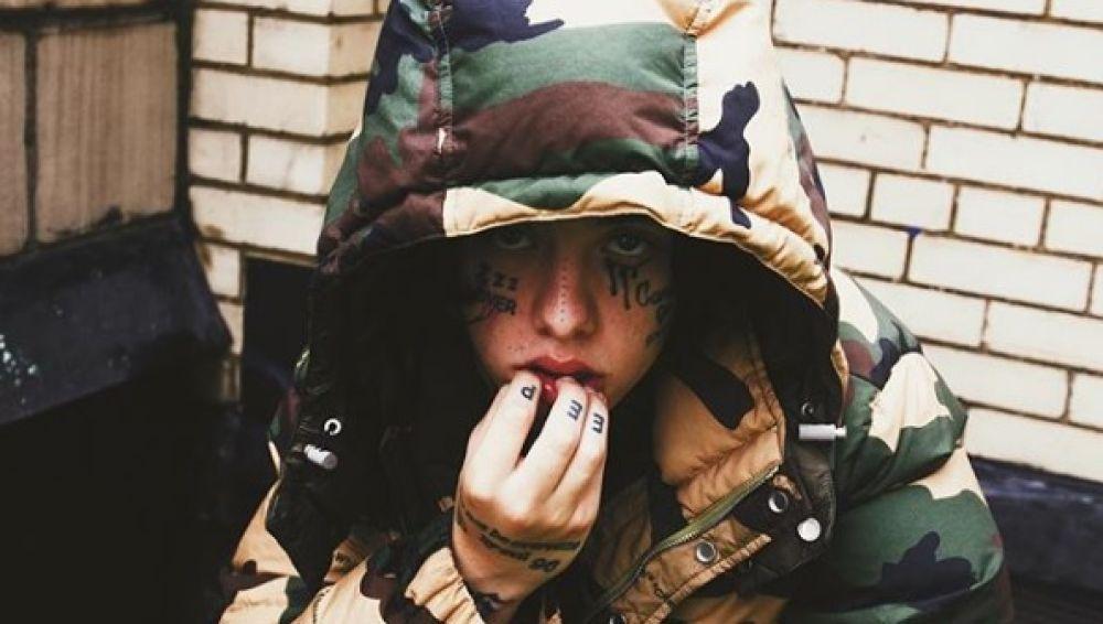 El rapero Lil Xan