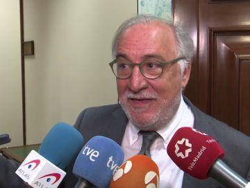 El director de la DGT, Pere Navarro, lamenta el atropello de ciclistas en Lorca
