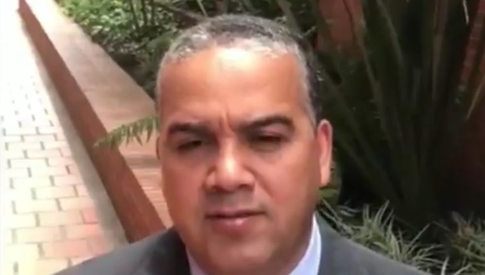 El alcalde de Cartagena de Indias, Pedro Pereira