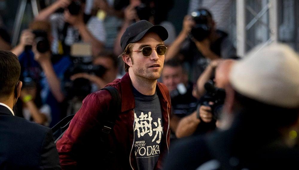 Robert Pattinson en el Festival de San Sebastián