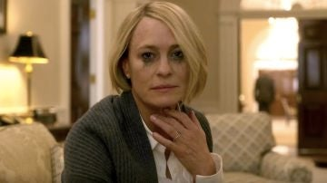 Claire Underwood en 'House of cards'