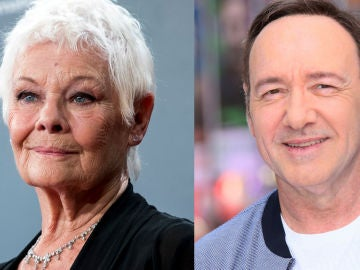 Judi Dench y Kevin Spacey