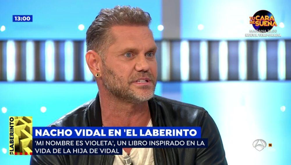 Nacho Vidal Sobre Su Hija Transexual Lo Mas Duro Es Jugar A Ser