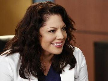 Sara Ramirez, Callie en 'Anatomía de Grey'