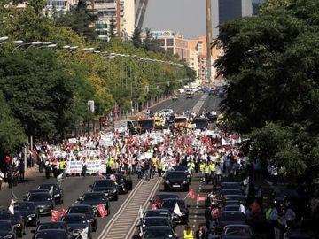 VTC protestan por la norma de Fomento