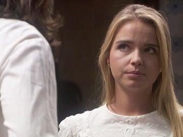 """Isaac a Antolina: """"¿Cómo sabes que Jesús tuvo mucho que ver con la muerte de la madre de Elsa?"""""""
