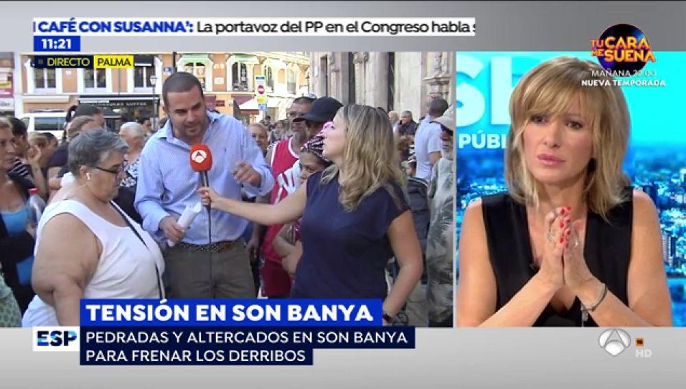 """Los vecinos de Son Banya al Director General de Bienestar: """"Vamos a matar a tu hijo"""""""