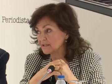 Calvo abre la puerta a debatir una posible regulación de la libertad de expresión