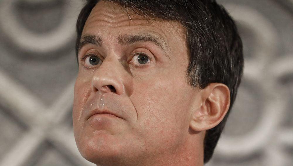 El ex primer ministro francés y aspirante a la alcaldía de Barcelona, Manuel Valls