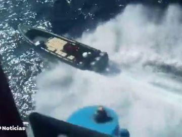 Los narcotraficantes del Estrecho empiezan a utilizar sus embarcaciones para traficar con personas