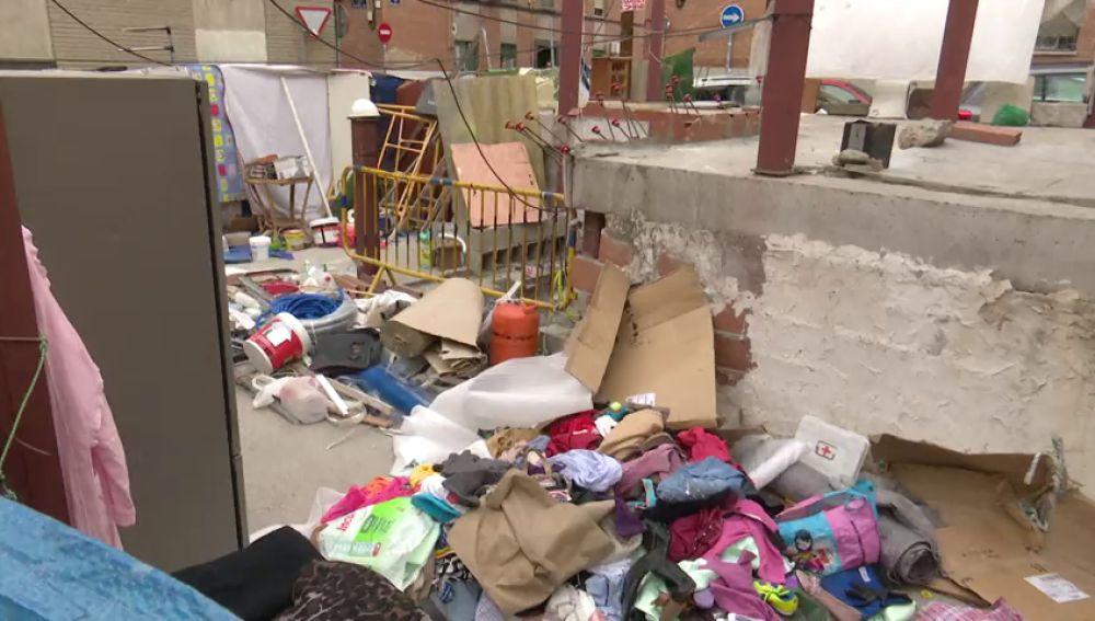 Droga y prostitución en un barrio de Vallecas
