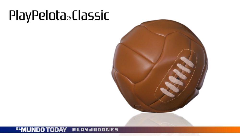 La nueva PlayStation de Sony: la PlayPelota Classic