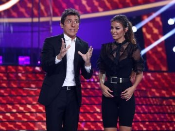 Eleni Foureira, invitada de honor en la primera gala de 'Tu cara me suena'