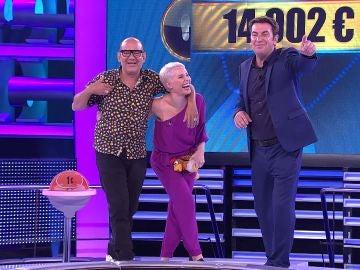 Soraya Arnelas gana el especial '¡Ahora Caigo! de Tu cara me suena'