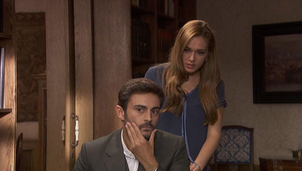 "Saúl a Julieta: ""Forzando las cosas solo vas a conseguir que Raimundo nos mande a tomar vientos"""