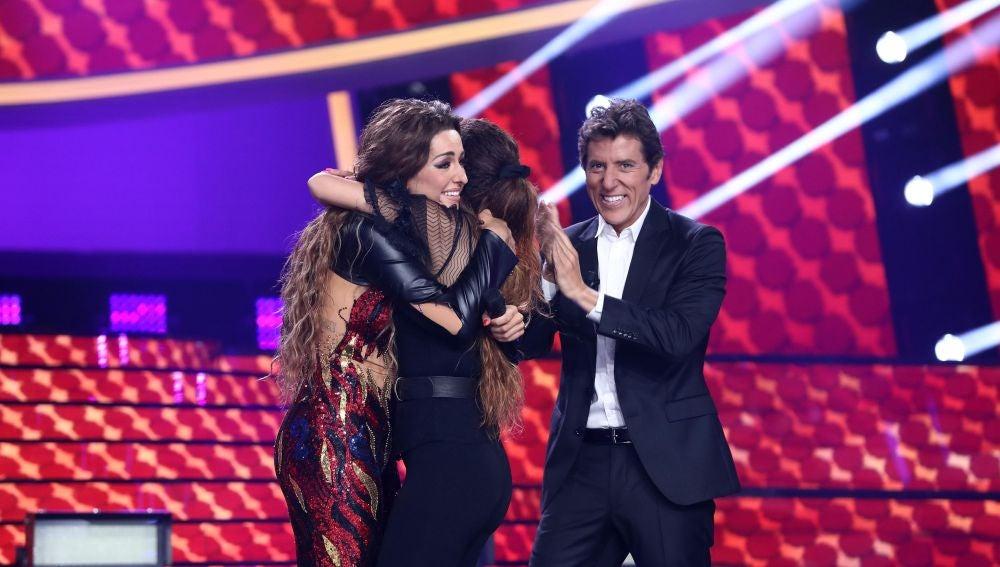 "Eleni Foureira aplaude la imitación de Mimi: ""She's amazing!"""