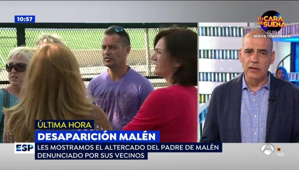 """El padre de Malén, la menor desaparecida hace 5 años, ha sido detenido por amenazas: """"Va a correr la sangre esta noche"""""""