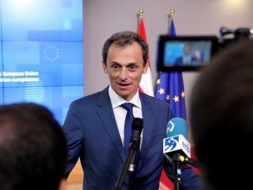 El ministro de Ciencia, Innovación y Universidades de España, Pedro Duque