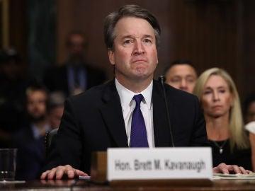 El juez Brett Kavanaugh