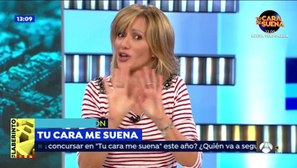 La divertida situación protagonizada por el subdirector de 'Espejo Público' que ha desatado las risas en el plató