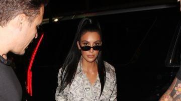 El look de Kim Kardashian con el que demuestra que le sobra el dinero