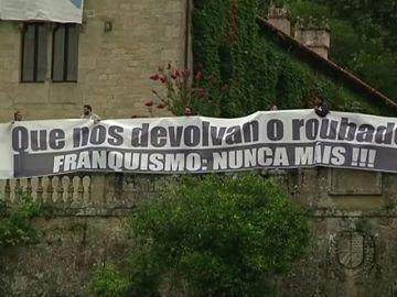 """Los 19 de Meirás ven """"una barbaridad"""" que los Franco quieran """"criminalizar"""" la democracia"""