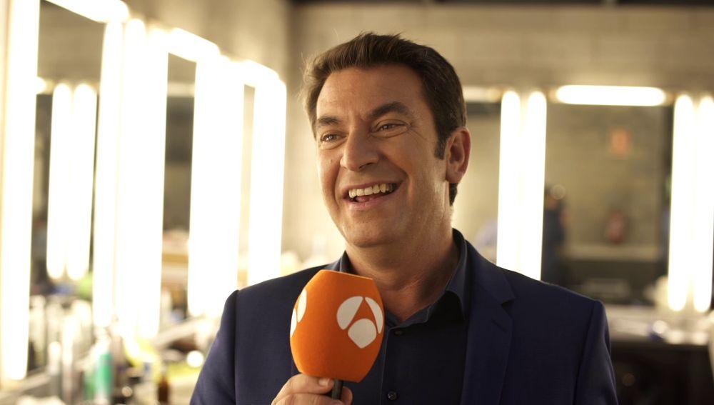 """Arturo Valls: """"Espero la diversión absoluta en el especial ¡Ahora Caigo! de Tu cara me suena"""""""