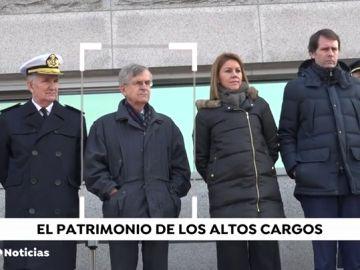 Tres diplomáticos están entre los diez altos cargos con mayor patrimonio