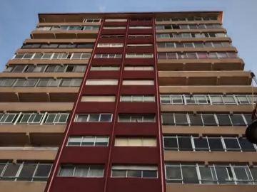 Fallece una octogenaria en Vigo tras caer accidentalmente desde el piso 14 de un edificio