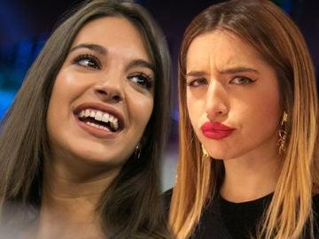 La 'confusa' conversación entre Ana Guerra y Mimi que despista a los seguidores de 'Tu cara me suena'