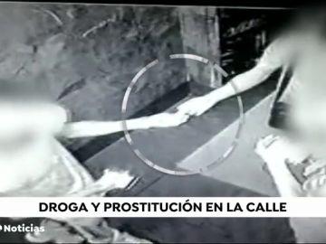 Los narcopisos inundan las calles del barrio de San Francisco, en Bilbao