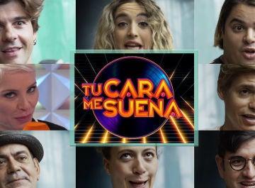 Las primeras reacciones de los concursantes tras su debut en la séptima edición de 'Tu cara me suena'