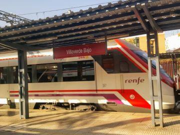 Estación de Cercanías de Villaverde Bajo