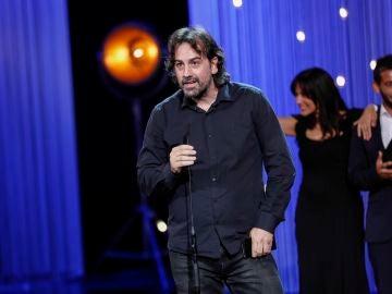 Isaki Lacuesta en el Festival de Cine de San Sebastián