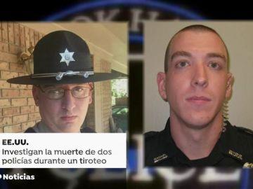 Mueren dos policías en un tiroteo en Mississippi