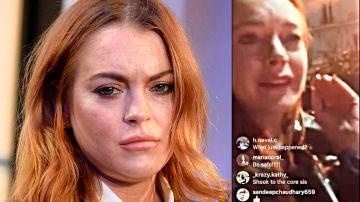 Lindsay Lohan protagoniza un polémico vídeo