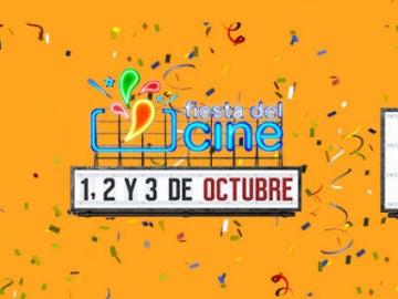 Cartel de la Fiesta del Cine 2018