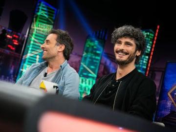 Revive la entrevista completa de Dani Guzmán y Antonio Pagudo en 'El Hormiguero 3.0'